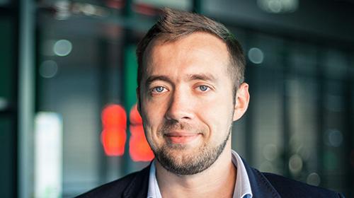 5. Dominik Dębski